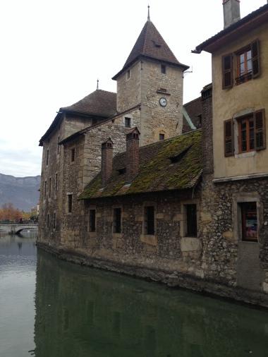 Le Palais de l'Ile - actually an old prison!