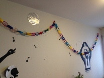Paper chains!