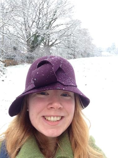 Oui, j'ai pris un selfie. S'il vous plaît, ne me jugez pas. C'est une occasion rare.