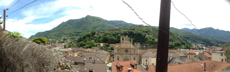 Photogenic Ticino is photogenic.